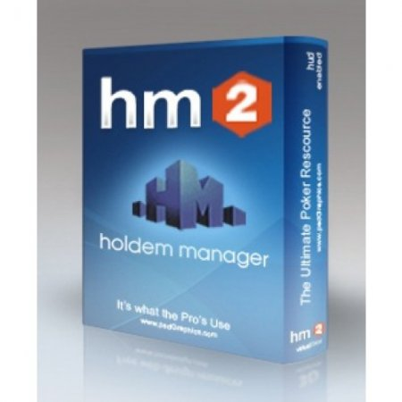 Программы для покера — Holdem Manager 2