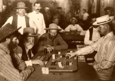 Введение в покер. Теория покера.