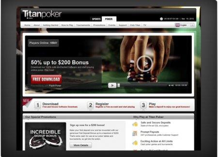 TitanPoker: подробный обзор